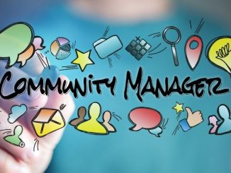 Community Manager Illustrations En Couleurs